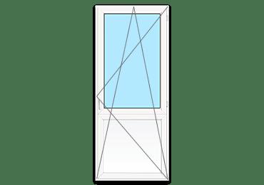 Балконная дверь 3
